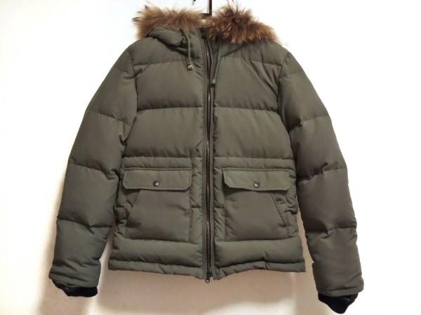 Magine(マージン) ダウンジャケット サイズ48 XL メンズ美品  ダークグリーン 冬物