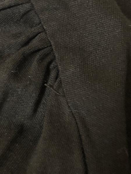エムズグレイシー カーディガン サイズ38 M レディース美品  ダークブラウン リボン