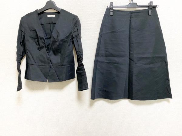 EPOCA(エポカ) スカートスーツ レディース美品  黒