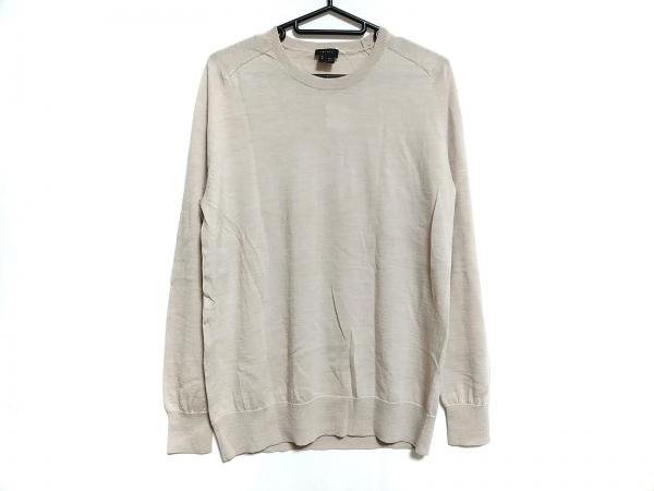 theory(セオリー) 長袖セーター サイズS レディース美品  ベージュ