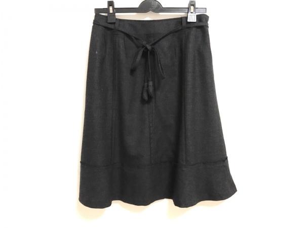 SONIARYKIEL(ソニアリキエル) スカート サイズ40 M レディース美品  ダークグレー