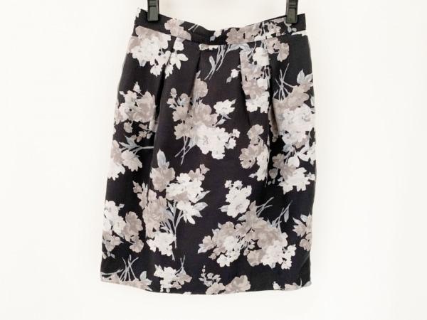 マイストラーダ スカート サイズ36 S レディース美品  黒×ダークブラウン×ベージュ