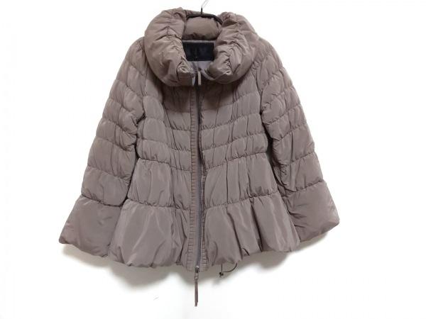 トゥービーシック ダウンジャケット サイズ40 M レディース グレージュ 冬物