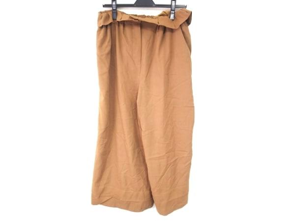 FRAY I.D(フレイアイディー) パンツ サイズ1 S レディース ブラウン