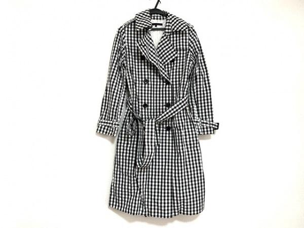 martinique(マルティニーク) コート サイズ2 M レディース美品  黒×白×グレー