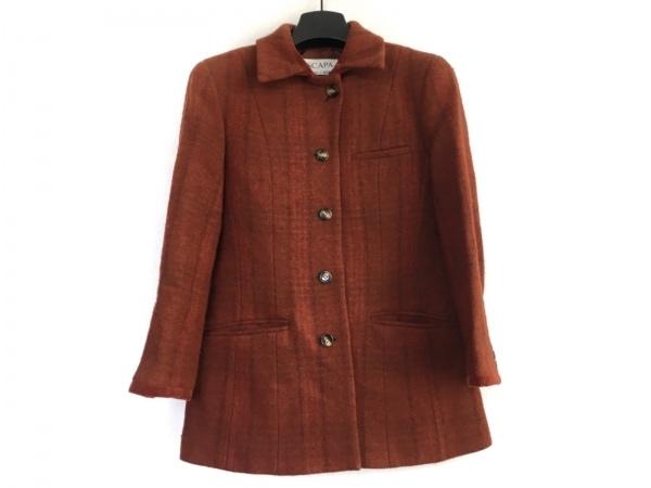 Scapa(スキャパ) コート サイズ38 L レディース ブラウン 冬物