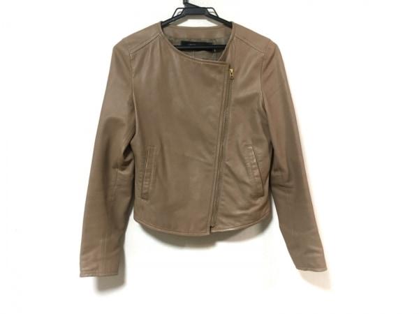 ユナイテッドアローズ ライダースジャケット サイズ38 M レディース美品