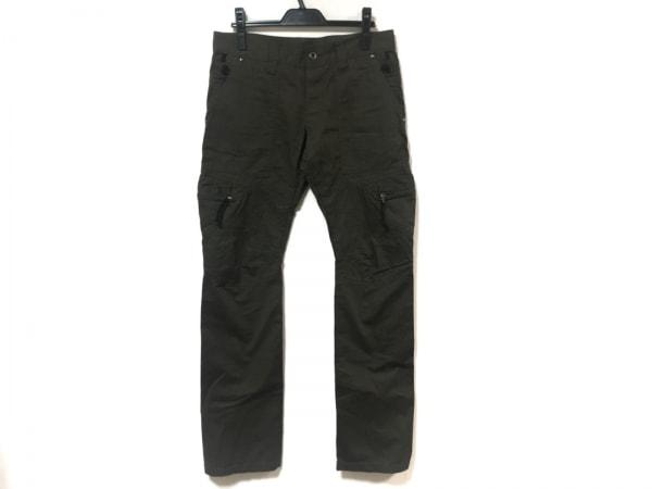 5351 PourLesHomme(5351プールオム) パンツ サイズ2 M メンズ カーキ