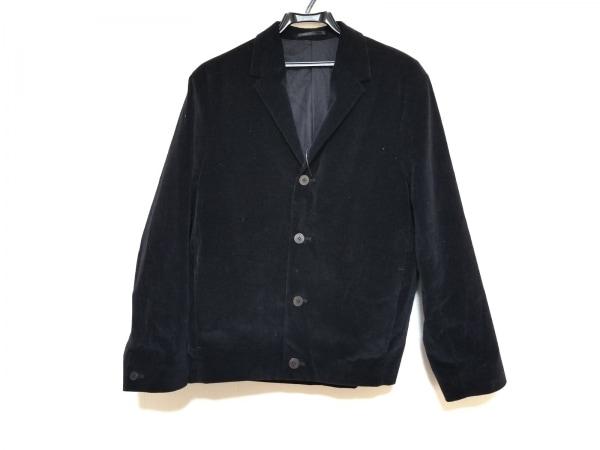 COS(コス) ジャケット サイズEUR44 S メンズ美品  黒 ベロア