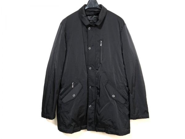 JOSEPHABBOUD(ジョセフアブード) コート サイズL メンズ 黒 冬物