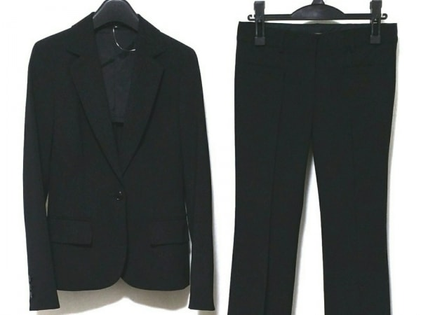 theory(セオリー) レディースパンツスーツ サイズ0 XS レディース 黒