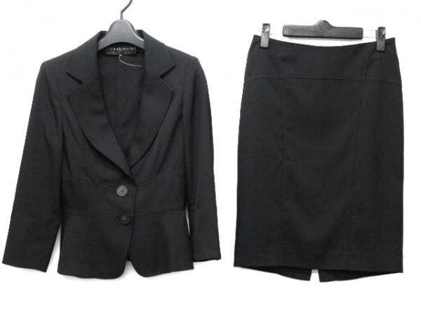 CITRUS NOTES(シトラスノーツ) スカートスーツ サイズ36 S レディース 黒