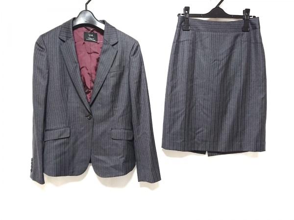 23区(ニジュウサンク) スカートスーツ サイズ38 M レディース美品  ストライプ
