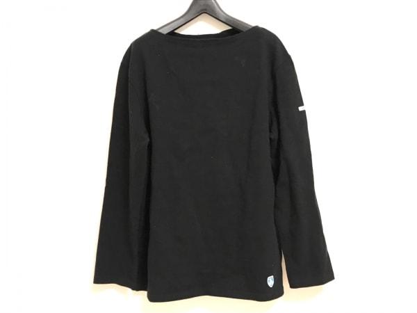 ORCIVAL(オーシバル) 長袖Tシャツ サイズ4 XL レディース 黒