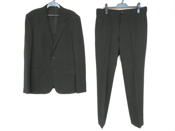 コムデギャルソンオム シングルスーツ サイズM メンズ新品同様  黒 シングル