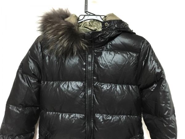 DUVETICA(デュベティカ) ダウンジャケット サイズ40 M レディース Kappa 黒 冬物