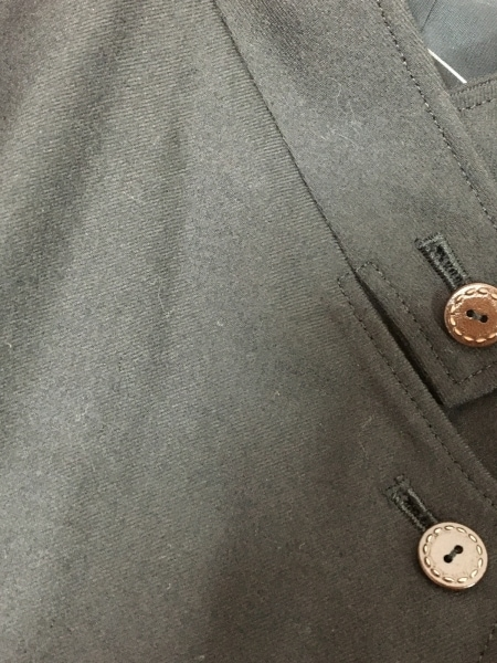 Leilian(レリアン) スカートスーツ サイズ15 L レディース 黒 肩パッド
