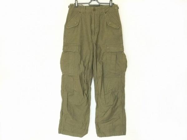 NIGEL CABOURN(ナイジェルケーボン) パンツ サイズ30 メンズ カーキ カーゴパンツ