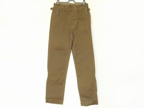 NIGEL CABOURN(ナイジェルケーボン) パンツ サイズ28 メンズ カーキ ボタンフライ