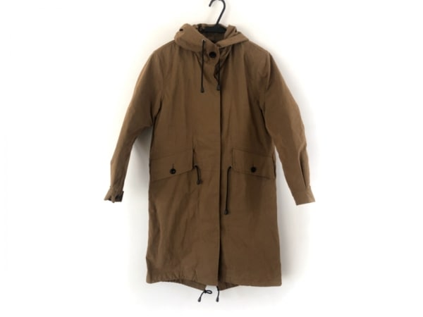 MHL.(マーガレットハウエル) コート サイズ1 S レディース ブラウン 冬物