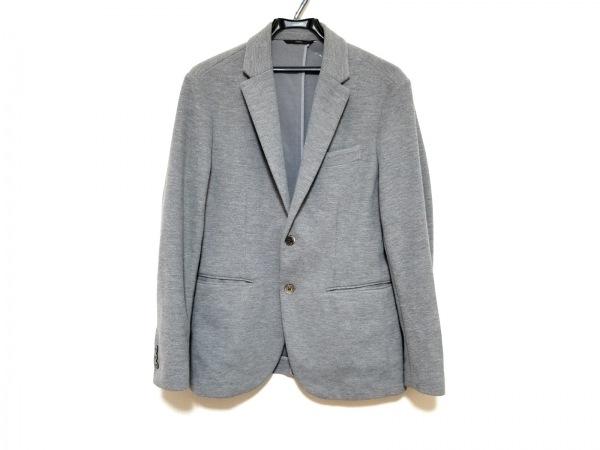 EDIFICE(エディフィス) ジャケット サイズ46 XL メンズ美品  グレー