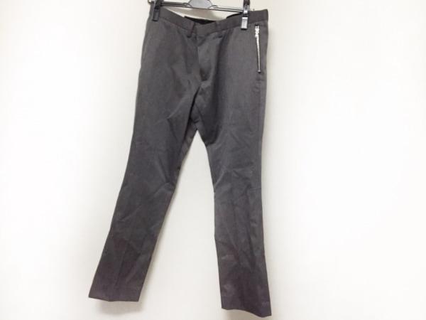 jun hashimoto(ジュンハシモト) パンツ サイズ4 XL レディース美品  グレー