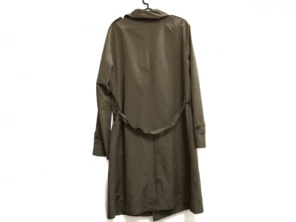 マッキントッシュ コート サイズ38 M レディース ダークブラウン 春・秋物