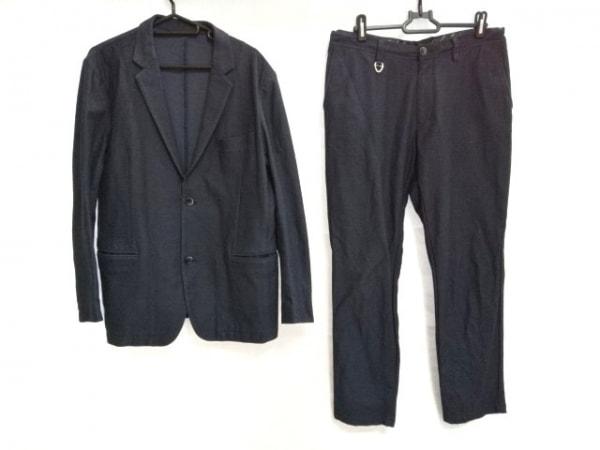 SOLIDO(ソリード) シングルスーツ サイズ3 L メンズ ネイビー