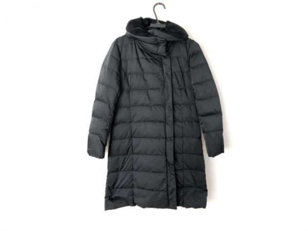 AMACA(アマカ) ダウンコート サイズ38 M レディース美品  黒 冬物