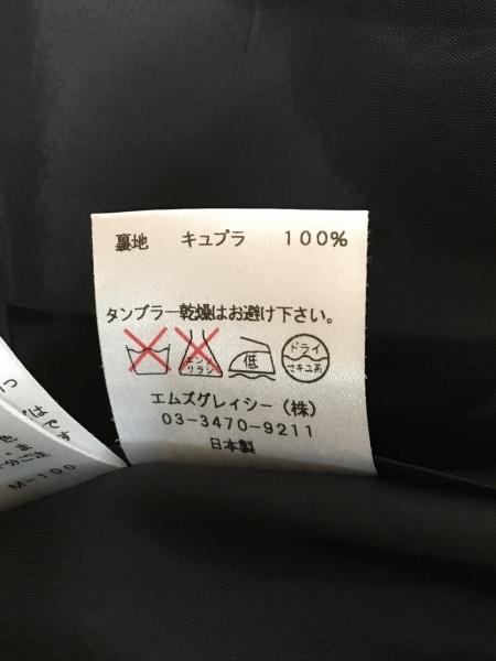 エムズグレイシー スカート サイズ36 S レディース美品  レッド×黒 チェック柄