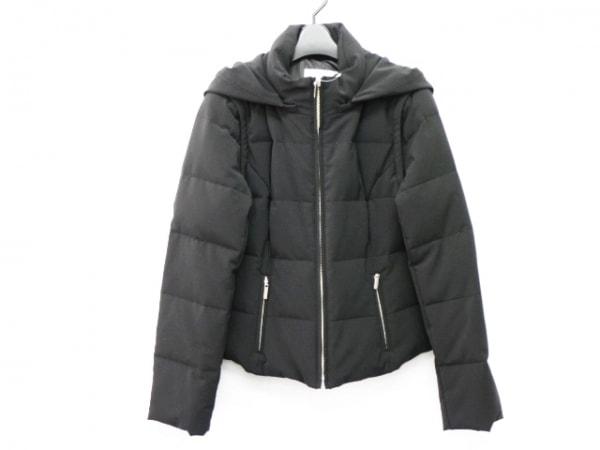 M-PREMIER(エムプルミエ) ダウンジャケット サイズ38 M レディース 黒 冬物