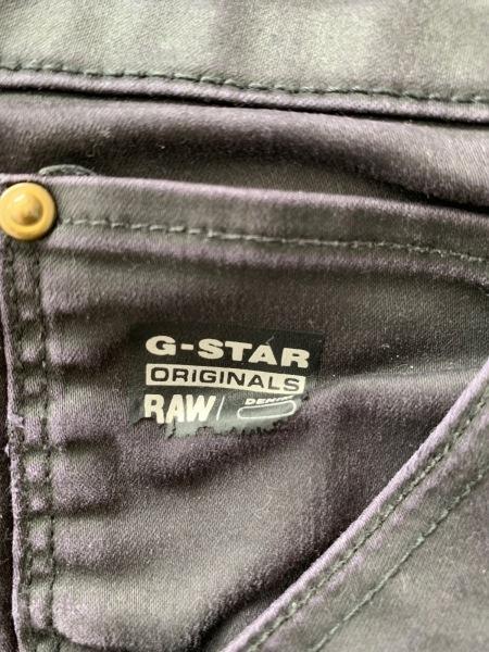 G-STAR RAW(ジースターロゥ) パンツ レディース ダークグレー 3