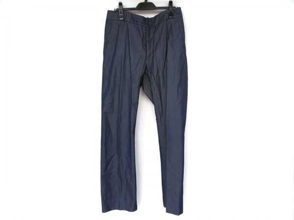 MARTIN MARGIELA(マルタンマルジェラ) パンツ サイズ48 L メンズ新品同様  ネイビー