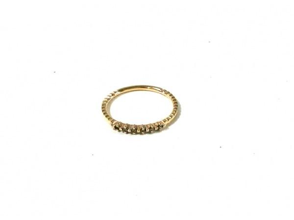 NOJESS(ノジェス) リング 11美品  K10×ダイヤモンド 0.06カラット