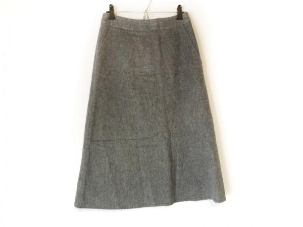 TAGLIATORE(タリアトーレ) スカート サイズ40 M レディース グレー