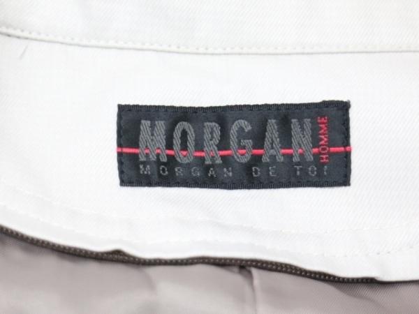 MORGAN(モルガン) コート サイズL メンズ ベージュ 春・秋物
