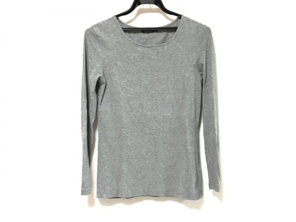 marimekko(マリメッコ) 長袖Tシャツ サイズXS レディース グレー