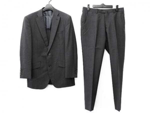 リチャードジェームス シングルスーツ サイズ36A メンズ ダークネイビー×黒