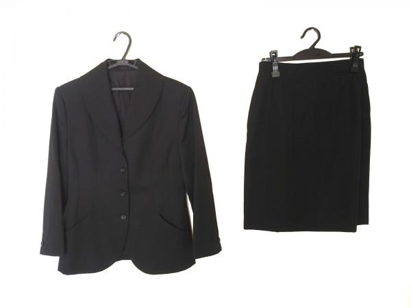 MargaretHowell(マーガレットハウエル) スカートスーツ レディース新品同様  黒