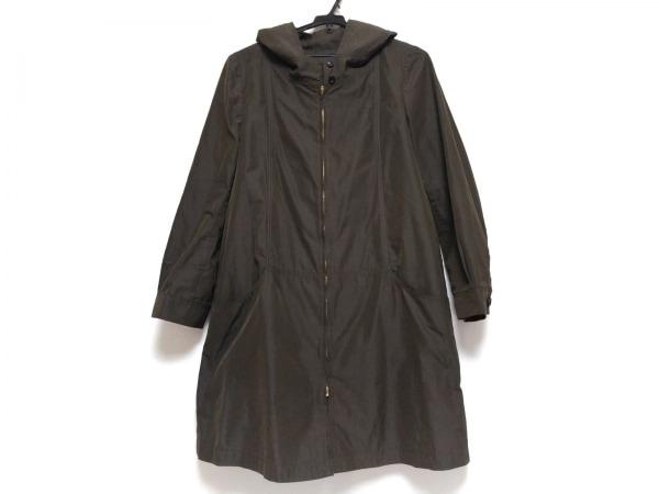 BALLSEY(ボールジー) コート サイズ38 M レディース美品  カーキ 春・秋物