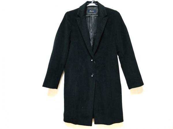 Loungedress(ラウンジドレス) コート サイズF レディース 黒 冬物