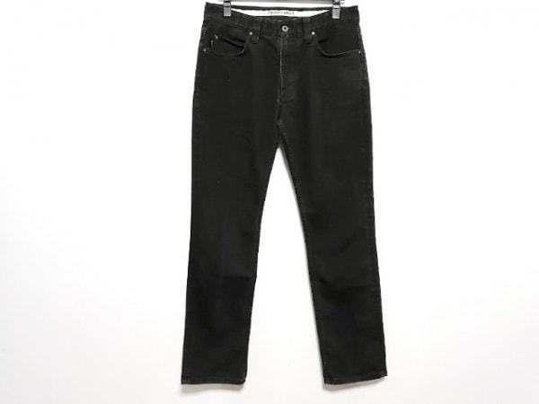 EMPORIOARMANI(エンポリオアルマーニ) ジーンズ サイズ31 メンズ 黒