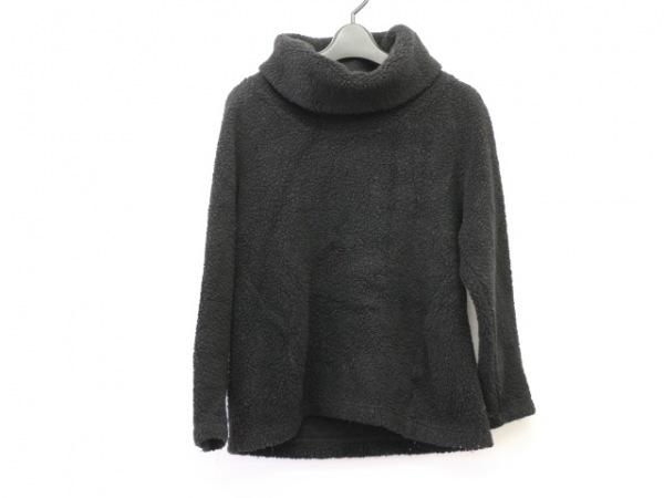ダイアグラム 長袖セーター サイズ36 S レディース 黒 タートルネック