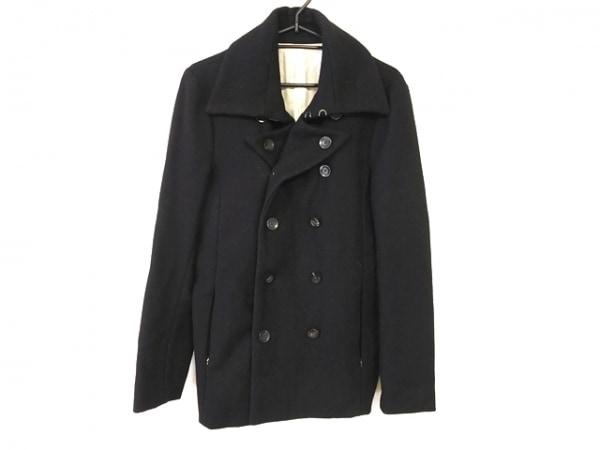 NOID(ノーアイディー) コート サイズ1 S メンズ美品  黒 冬物