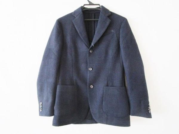 lardini(ラルディーニ) ジャケット サイズ44 L メンズ ネイビー