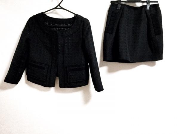 JILL STUART(ジルスチュアート) スカートスーツ サイズS レディース 黒