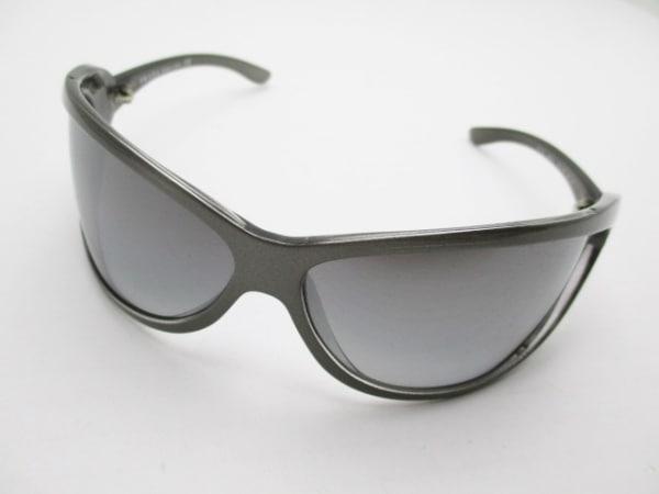 PRADA(プラダ) サングラス SPR051 グレー×ライトグレー 偏光レンズ プラスチック