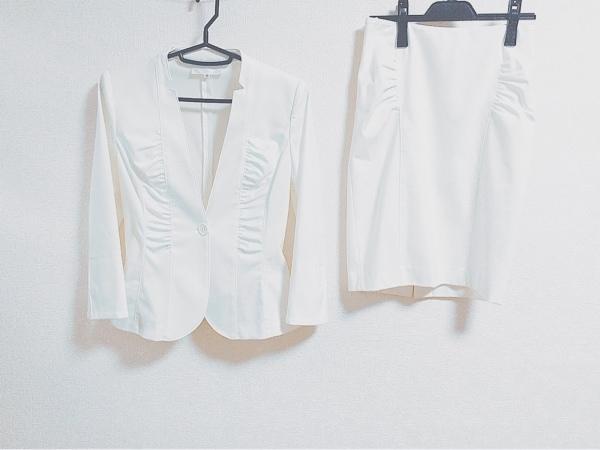 CITRUS NOTES(シトラスノーツ) スカートスーツ サイズ36 S レディース 白