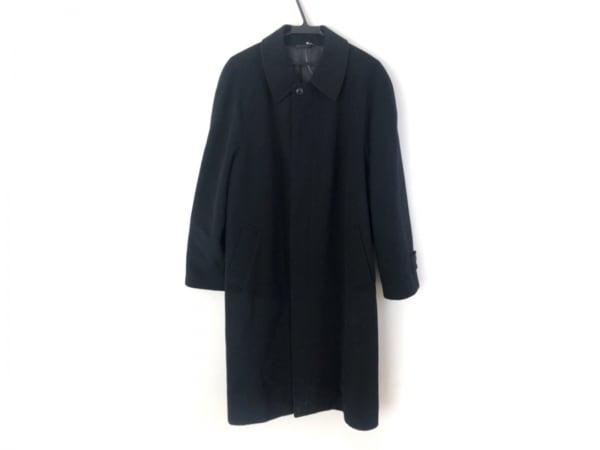 DURBAN(ダーバン) コート メンズ美品  黒 ロング丈/冬物