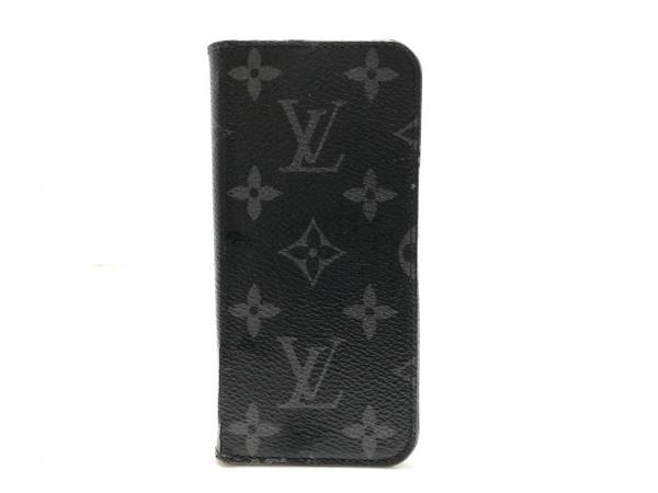 ルイヴィトン 携帯電話ケース モノグラムエクリプス(キャンバス) M62640